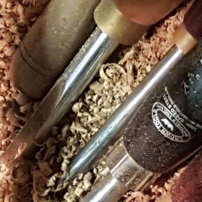 Woodturning tuition near Somerset